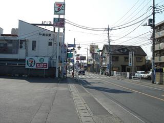 市街地からの写真5