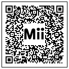 MiiデータQRコード