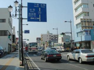 市街地からの写真1