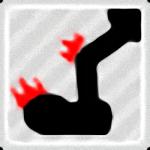 脚の症状アイコン
